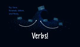 Copy of Verbs!
