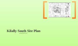 Kilally Subdivison Plan - CADD 3020