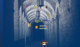 Iqra Achiever ceremony-2 (achievemnts of CLubs)