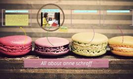 All about anne schraff