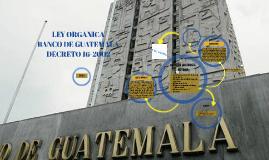 BANCO DE GUATEMALA