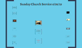 Sunday Church Service 6/09/19