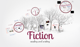 Fiction - Eng 9