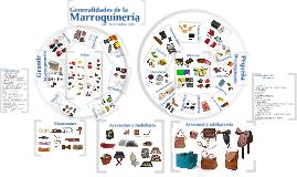 Generalidades de la Marroquinería