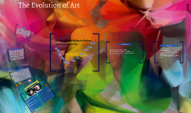 Copy of The Evolution Of Art