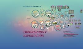 IMPORTACION Y EXPORTACIÓN