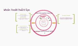 Whole Foods Bull's Eye