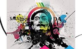 """Salvador Dalí e o seu """"bigode"""""""