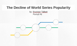 The Decline of World Series Popularity