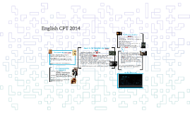 Copy of English CPT 2014