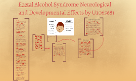 Foetal Alcohol Syndrome (FAS) is the result of a pregnant wo