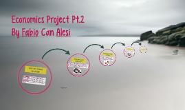 Economics Project Pt.2