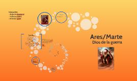 Copy of Presentación Ares