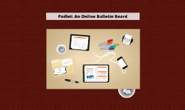 Padlet Project Presentation
