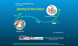 Tradeoffs and hard choices for Newfoundland and Labrador MPAs