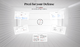 Prezi for your Defense