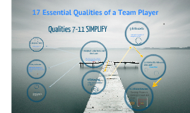 17 Essential Qualities of a Team Player Part III - 7-10