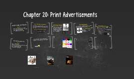 UNIT 6: Promotion - Chapter 20 Print Advertisements