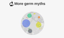 More germ myths