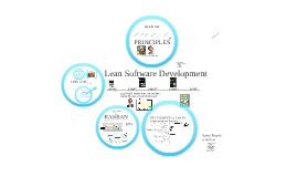 Lean SW Development - from origins to kanban - tailored for lumberjacks of science