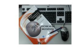 TÉCNICAS DE MUESTREO