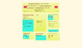 Copy of Organizacion del estado colombiano y la participacion politi