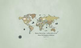 Rutas literarias / culturales en la clase de lengua extranje