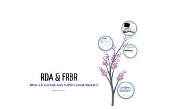 RDA & FRBR