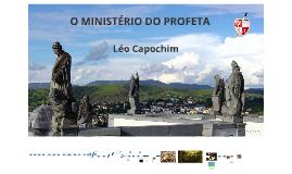 O ministério do profeta