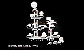 Identify The King & Trivia