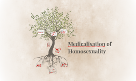 Medicalisation of homosexuality