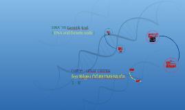 Copy of Copy of Copy of DNA  VE Genetik Kod