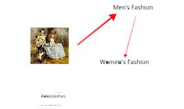 Colonial Fashion 1700-1750