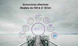 MODELO DE ENTREVISTAS Y CONSEJERIA