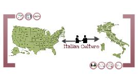 Copy of Italian Culture Presentation