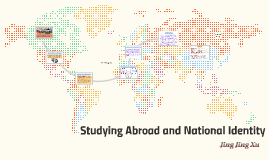 Studying Abroad and National Identity