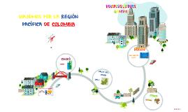 REGION PACÍFICO DE COLOMBIA