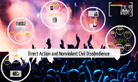 Copy of Direct Action and Nonviolent Civil Disobedience