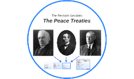 IGCSE Revisions: The Peace Treaties