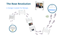 The Rose Revolution of Georgia