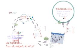 Copy of Copy of INCLUSIÓN EDUCATIVA