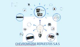 CHEVROMAZDA REPUESTOS S.A.S