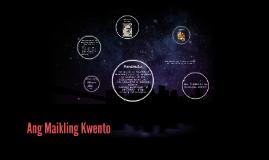 Ang Maikling Kwento