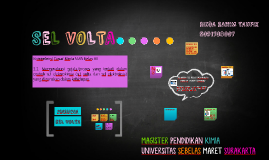 Sel volta by rizqa rahim on prezi ccuart Images