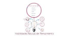 Copy of Habilidades Básicas del Pensamiento