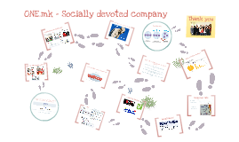 One.mk - Socially devoted company