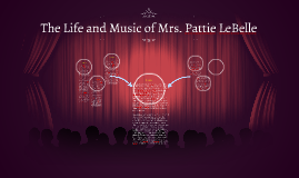 Copy of The Life and Music of Mrs. Pattie LeBelle