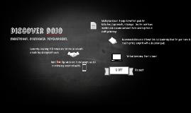 Discover dojo