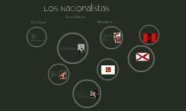 Los Nacionalistas