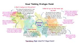 Visual Thinking Strategy - Thornbury HIgh school